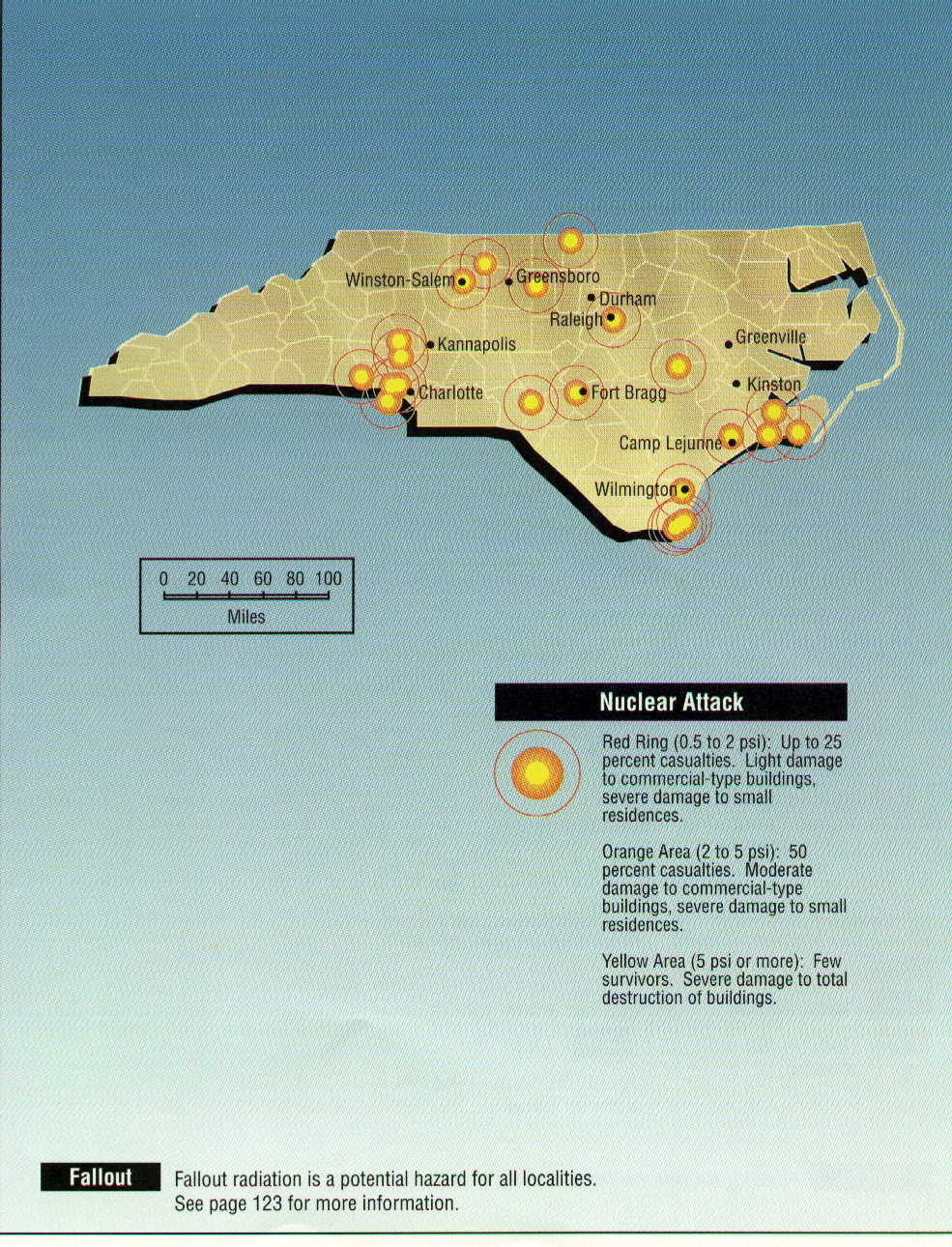Emergency Preparedness  Hazard Maps