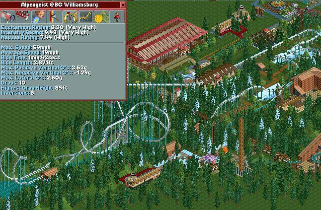 Classic Games - Windows Games - RCT2